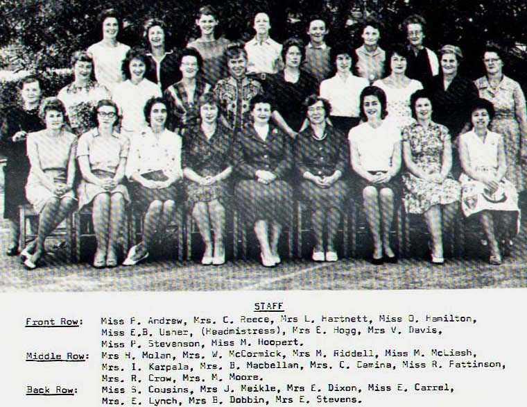 1964 Teachers